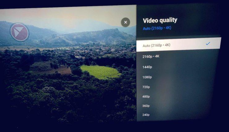 YouTube 4K sur Apple TV Apple TV : il est possible de visionner des vidéos en 4K sur YouTube chez certains utilisateurs sous tvOS 14