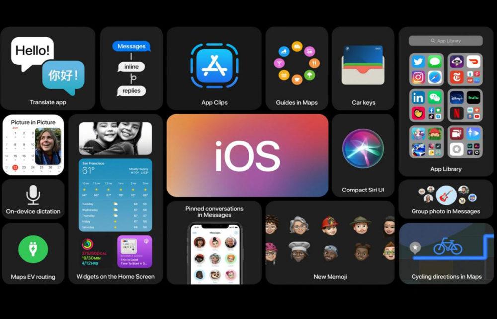 iOS 14 Nouveautes iOS 14 : le taux dadoption est de 46,71%, plus élevé quiOS 13
