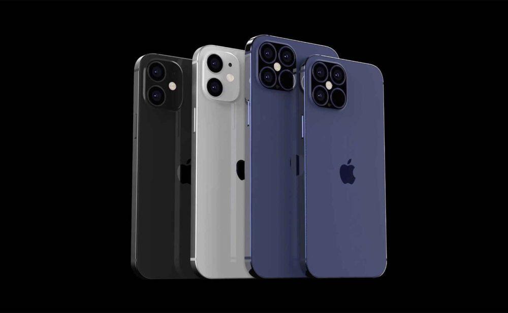iPhone 12 2020 iPhone 12 Mini et iPhone 12 Pro Max : ils seraient commercialisés au cours du mois de novembre