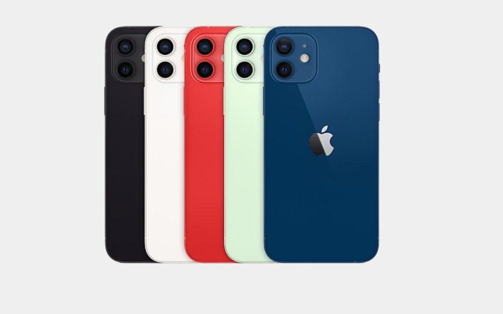 iPhone 12 Couleurs LiPhone 12, liPhone 12 Pro et liPad Air 4 sont proposés à lachat par Apple