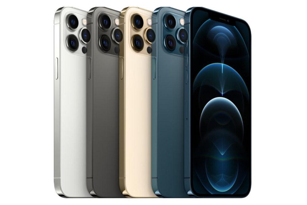 iPhone 12 Pro Coloris Apple livre les iPhone 12 avec des écouteurs... en France