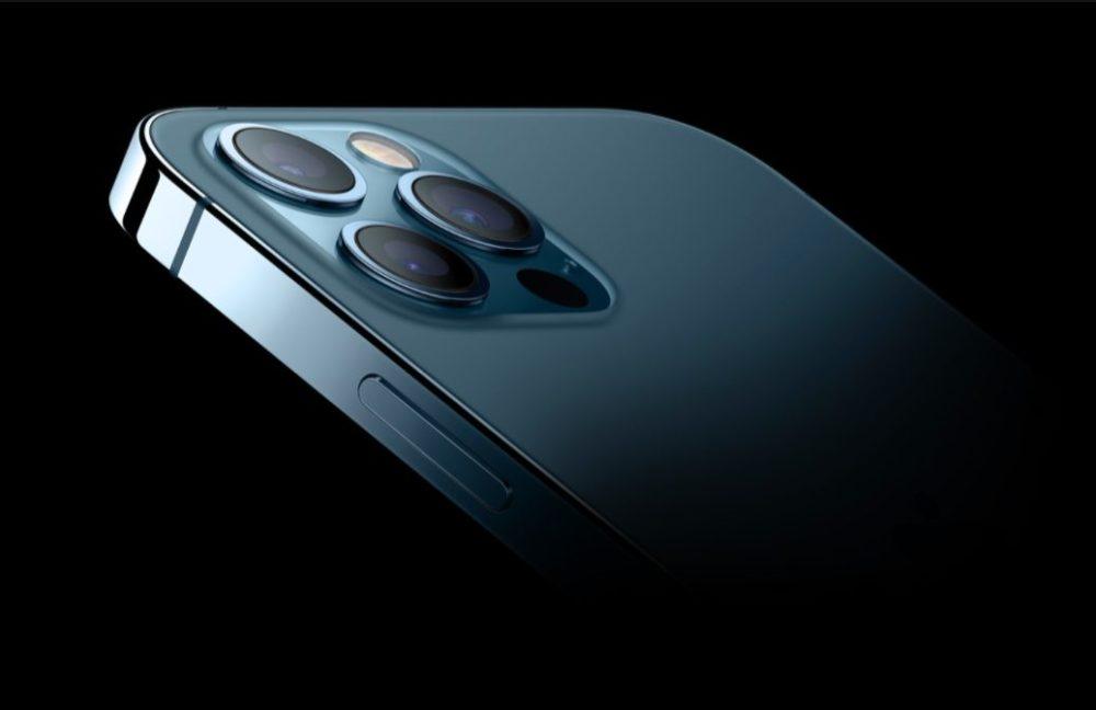 iPhone 12 Pro iPhone 12 Pro Max Camera iPhone 12 Pro et 12 Pro Max : 5G, design proche de liPhone 4, Dolby Vision, LiDAR, A14 Bionic, 3 capteurs photos...