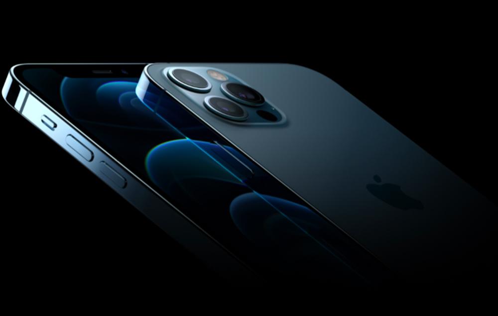 iPhone 12 Pro iPhone 12 Pro Max iPhone 12 Pro et 12 Pro Max : 5G, design proche de liPhone 4, Dolby Vision, LiDAR, A14 Bionic, 3 capteurs photos...