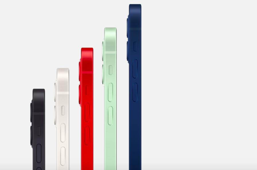 iPhone 12 iPhone 12 Mini Coloris iPhone 12 et 12 mini : 5G, design proche de liPad Pro, 2 capteurs photos, verre plus résistant, MagSafe...