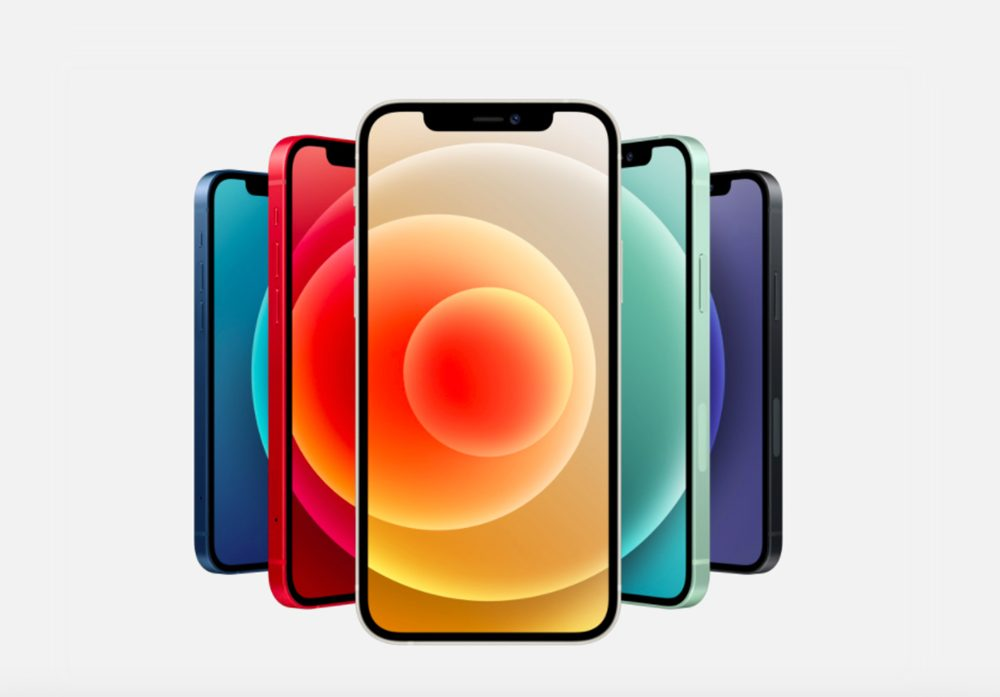 iPhone 12 iPhone 12 Mini iPhone 12, 12 mini, 12 Pro et 12 Pro Max : voici les prix en euros