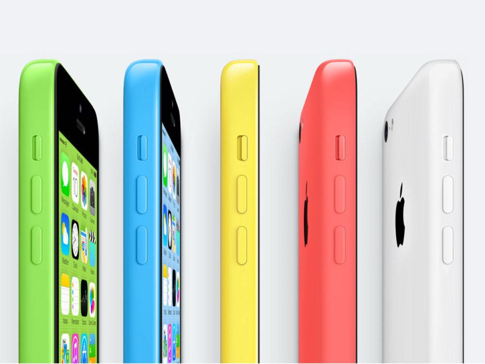 iPhone 5c LiPhone 5c et le MacBook Pro 15 pouces mi 2014, 2 produits bientôt considérés comme anciens par Apple