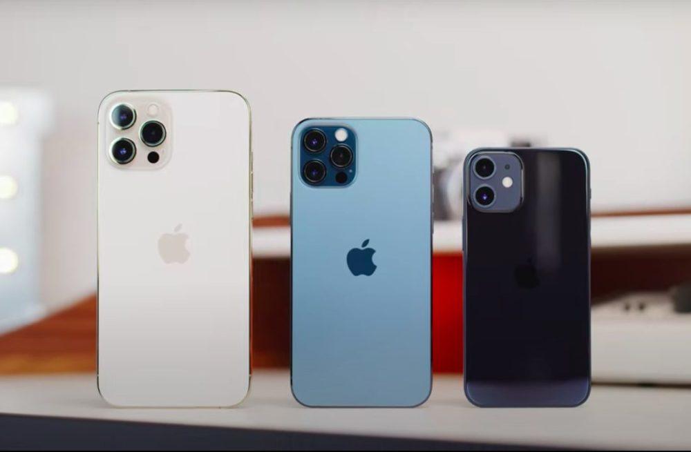 3 iPhone 12 iPhone 12 : des utilisateurs nobtiennent pas les SMS et certaines notifications napparaissent pas