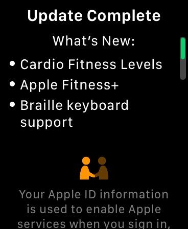 Apple Fitness Plus watchOS 7.2 Apple Fitness+ : le service sportif dApple pourrait arriver avec iOS 14.3 et watchOS 7.2