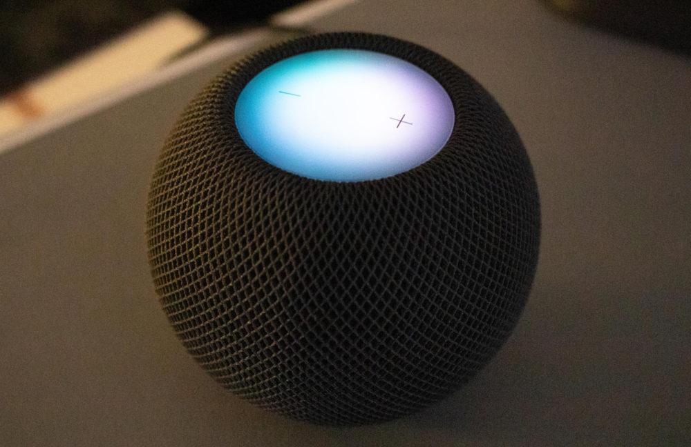 Apple HomePod mini Noir 1 HomePod 14.7 : Apple rend disponible la version finale