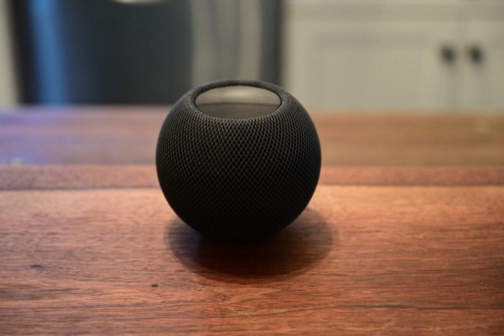 Apple HomePod mini Noir 2 Les délais de livraison du HomePod mini passent à janvier 2021