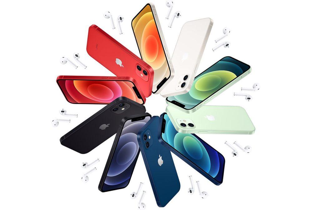 Apple Idees Cadeaux Voici les idées cadeaux proposées par Apple pour Noël 2020