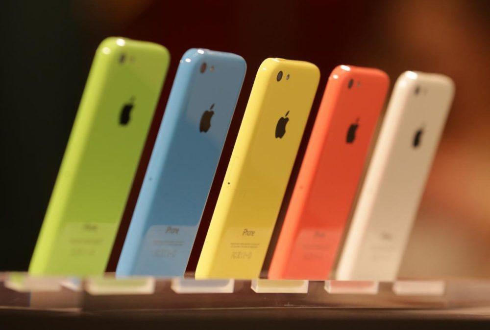 Apple iPhone 5c LiPhone 5c et le MacBook Pro 15 pouces mi 2014 maintenant placés dans la liste des produits anciens