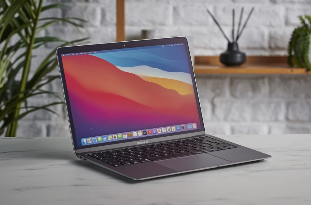 MacBook Air M1 Apple pourrait sortir un MacBook Air Mini LED en 2022