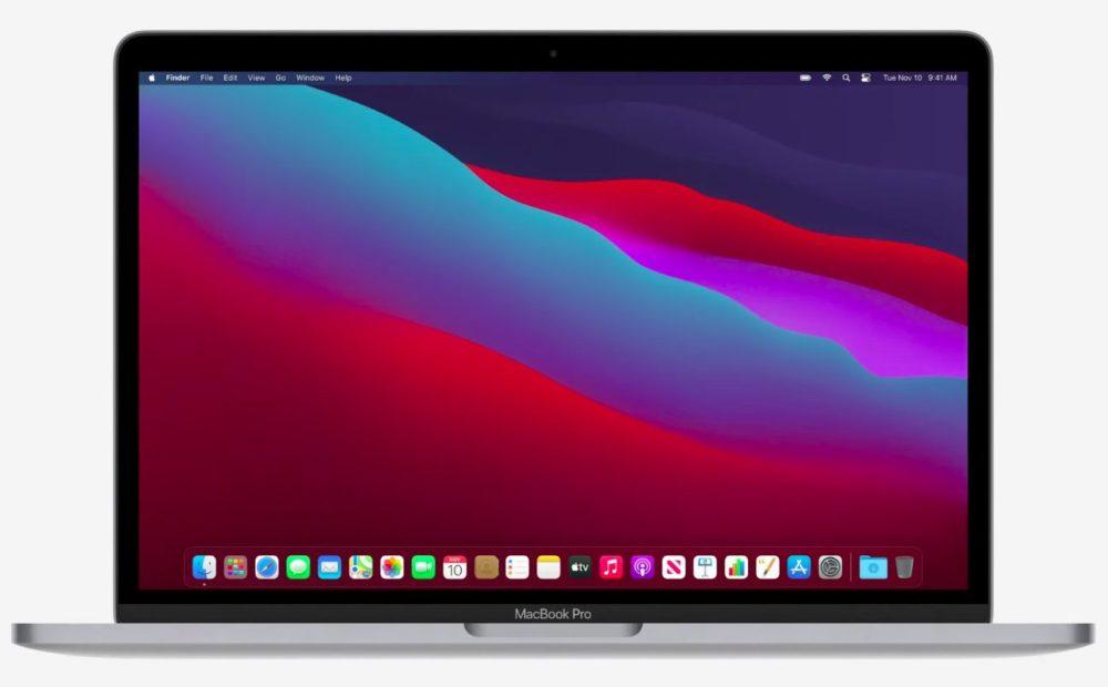 MacBook Pro Apple M1 Les MacBook Apple Silicon avec un nouveau design arriveront au 2e semestre de 2021 ?