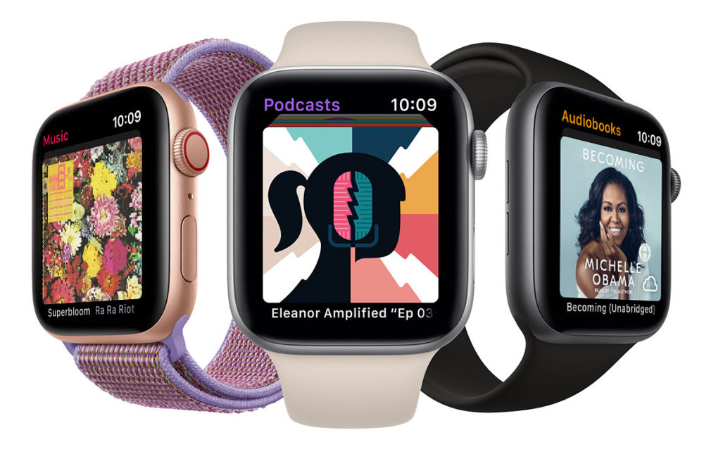 Montre Apple Watch Series watchOS 7.1 et tvOS 14.2 : Apple rend disponible la version finale