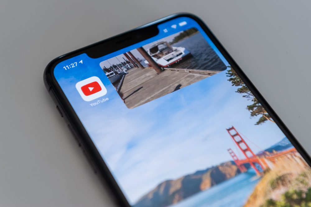 YouTube Picture in Picture iOS 14 La fonctionnalité « Image dans limage » (PiP) arrivera sur lapp YouTube iOS
