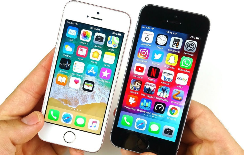 iOS 12 iPhone 5s Apple publie iOS 12.4.9 à destination des anciens iPhone, iPad et iPod touch