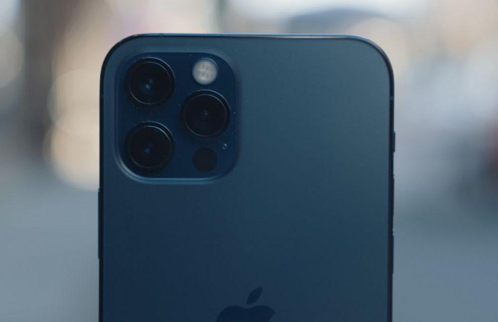 iPhone 12 Pro Dos Camera Caméra des iPhone de 2021 et de 2022 : pas de gros changements prévus par Apple