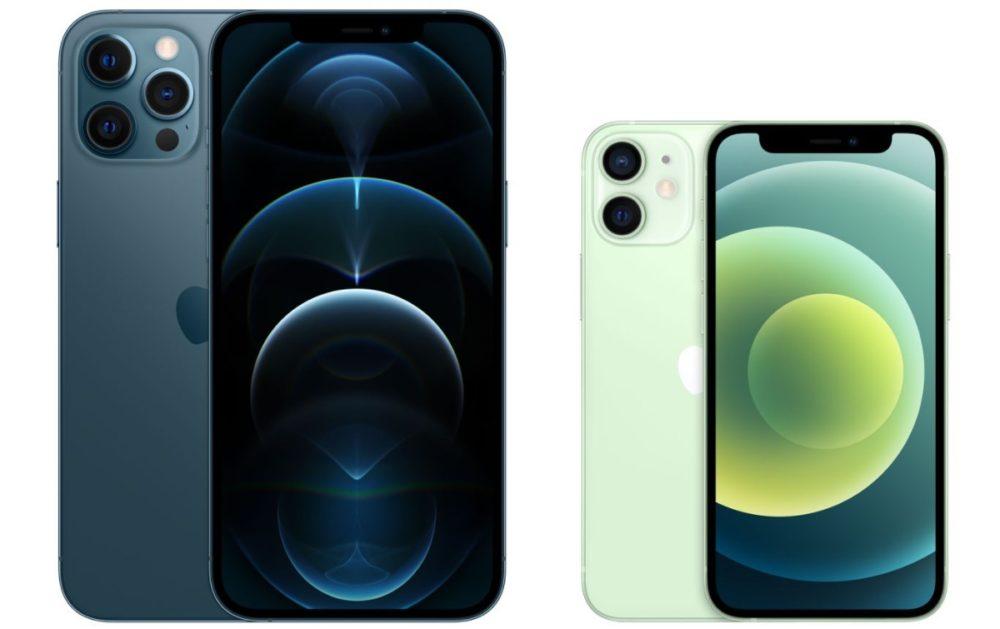 iPhone 12 mini et iPhone 12 Pro Max Les précommandes des iPhone 12 mini et iPhone 12 Pro Max sont désormais ouvertes