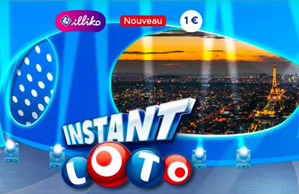 instant loto fdj Instant Loto de la FDJ, la loterie aux résultats immédiats