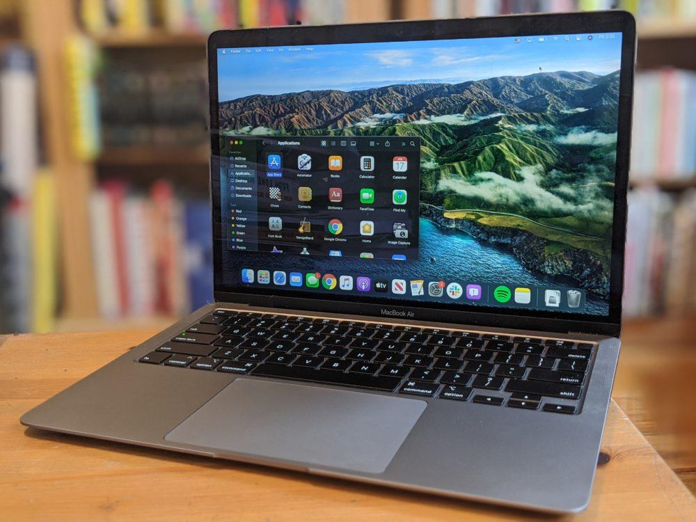 macOS 11 Big Sur Apple MacBook Pro macOS Big Sur : Apple donne des instructions si votre MacBook Pro est bloqué durant linstallation