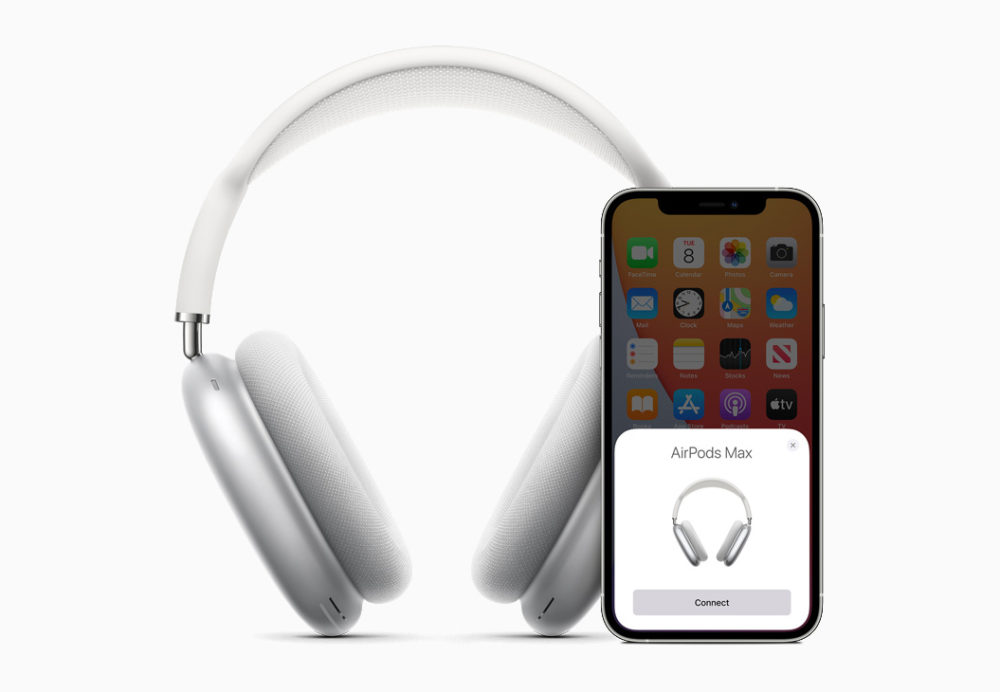 Apple AirPods Max iPhone 12 Apple nutilise pas la puce U1 pour lUltra Wideband sur lAirPods Max