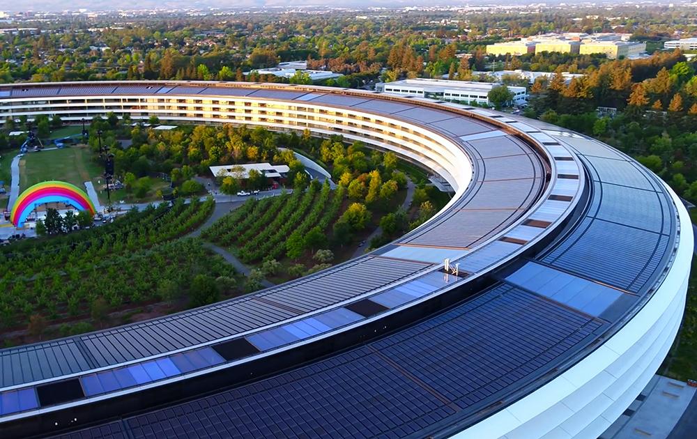 Apple Apple Park Des congés payés pour les employés Apple qui se font vacciner contre le COVID 19