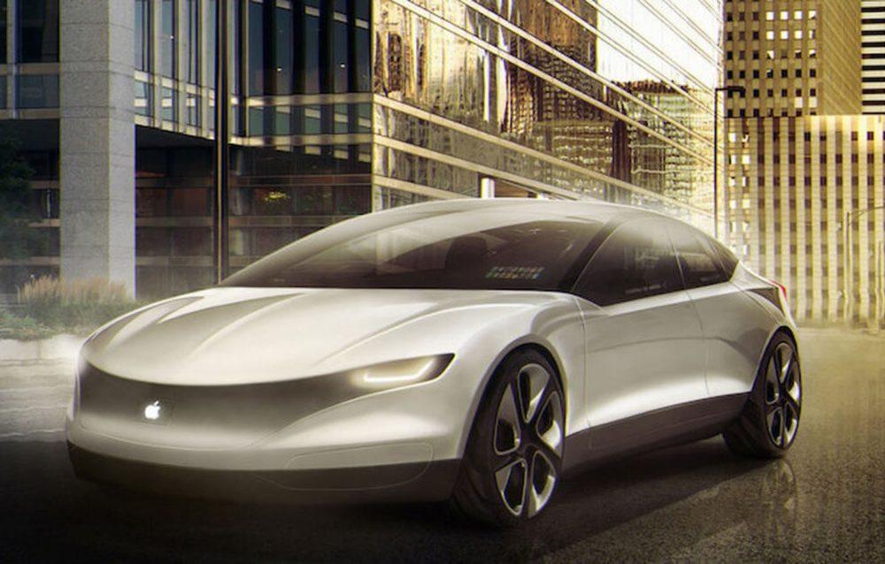 Apple Car Concept Apple Car : Apple pourrait dévoiler sa voiture au 3e trimestre de 2021