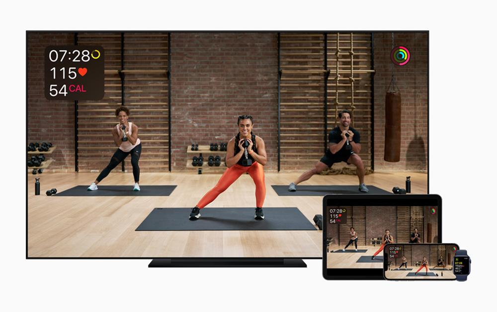 Apple Fitness Plus Lancement Apple Fitness+ fera son arrivée en France et dans 14 autres pays