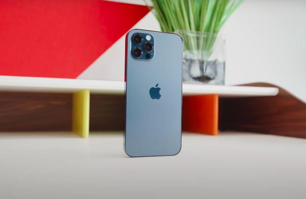 Apple iPhone 12 Pro Max Arriere Aux États Unis, liPhone 12 Pro Max a démarré du bon pied