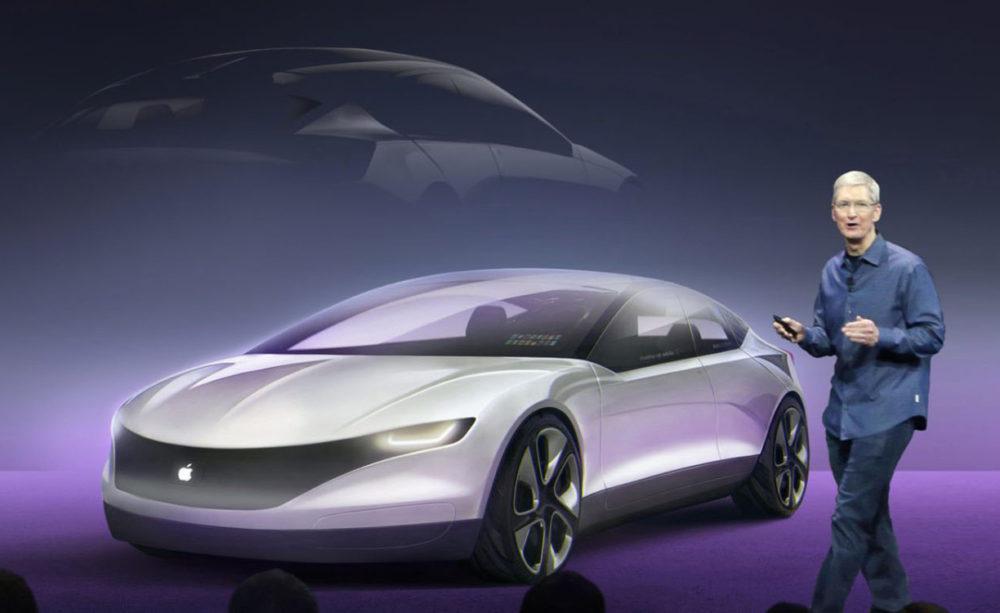Concept Apple Car Tim Cook Ming Chi Kuo annonce que la sortie de lApple Car ne serait pas pour avant 2025