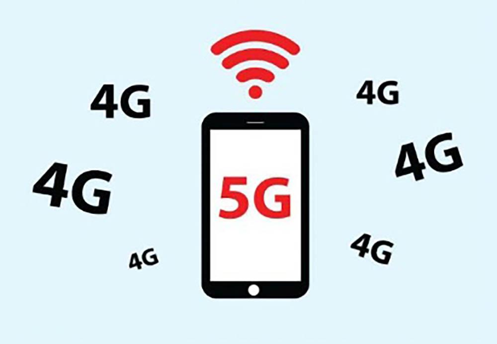 avenir internet 5g Lavenir dInternet est là   5G