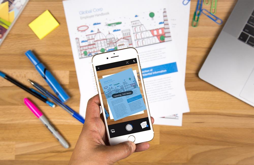 ocr reconnaissance texte iphone Top 5 des apps scanner OCR sur iPhone pour convertir une image ou un PDF en texte