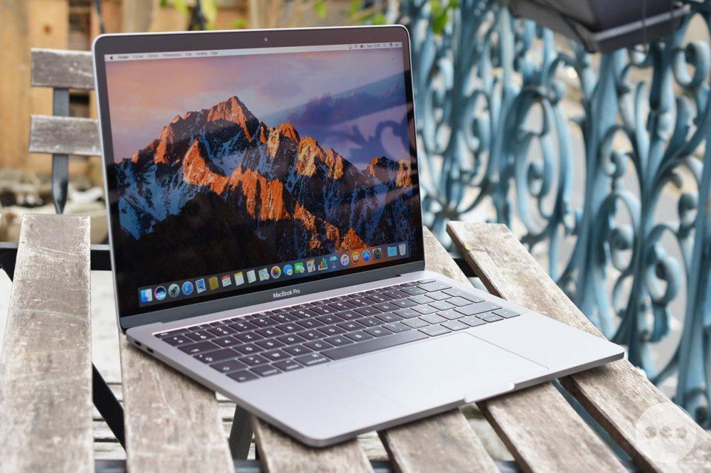 Apple MacBook Pro 13 2016 MacBook Pro 2016/2017 : remplacement gratuit de la batterie par Apple si elle ne se charge pas au delà de 1%