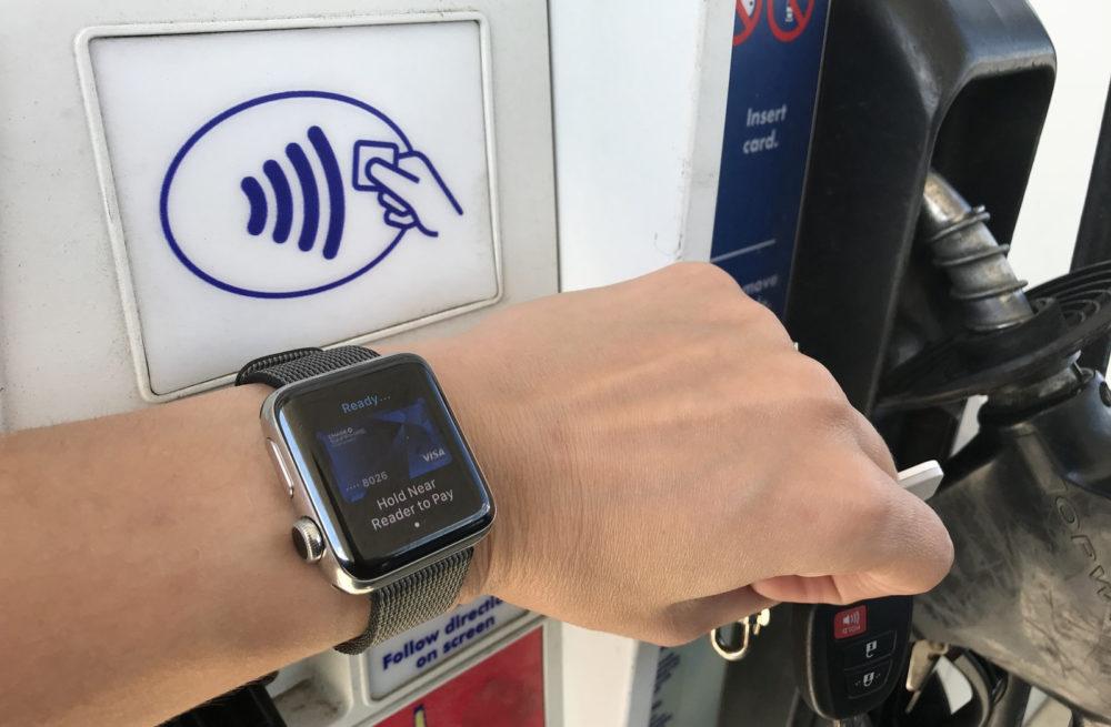 Apple Pay Apple Watch Apple Pay est disponible chez Qonto, Sodexo et Palatine, sous peu chez Bforbank