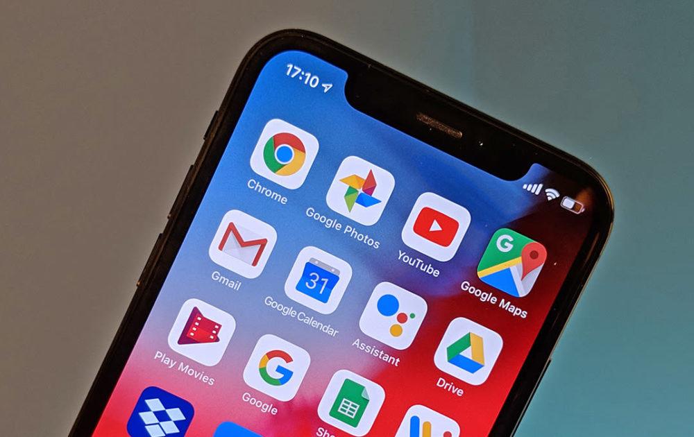 Applications Google iPhone Google ne mettrait pas à jour ses apps iOS pour échapper aux règles de confidentialité de lApp Store