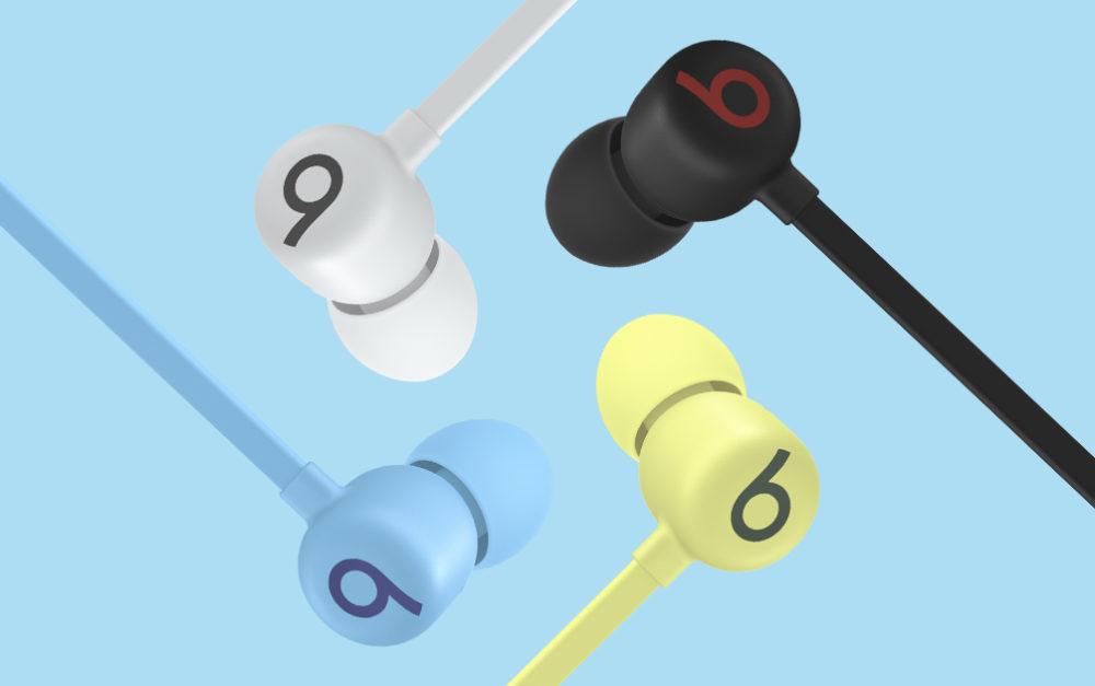 Beats Flex Coloris Beats Flex : Apple met à la vente deux nouvelles couleurs