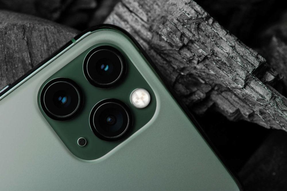 Camera iPhone 12 Pro iOS 14.4 affichera un message sur les iPhone avec des appareils photo non authentiques