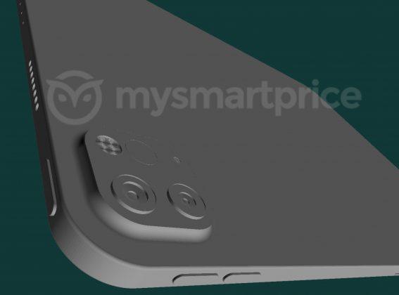 iPad Pro 11 2021 Rendus camera Le design de liPad Pro 2021 ne serait pas trop différent des modèles actuels