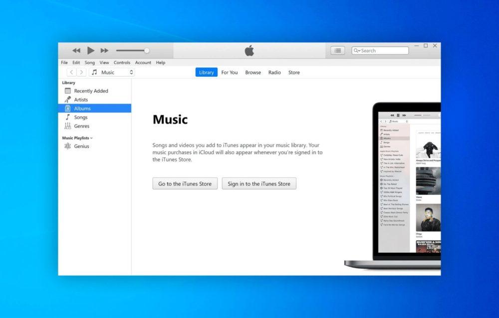 iTunes Windows Les apps Musique et Podcasts dApple pourraient arriver sur le Microsoft Store