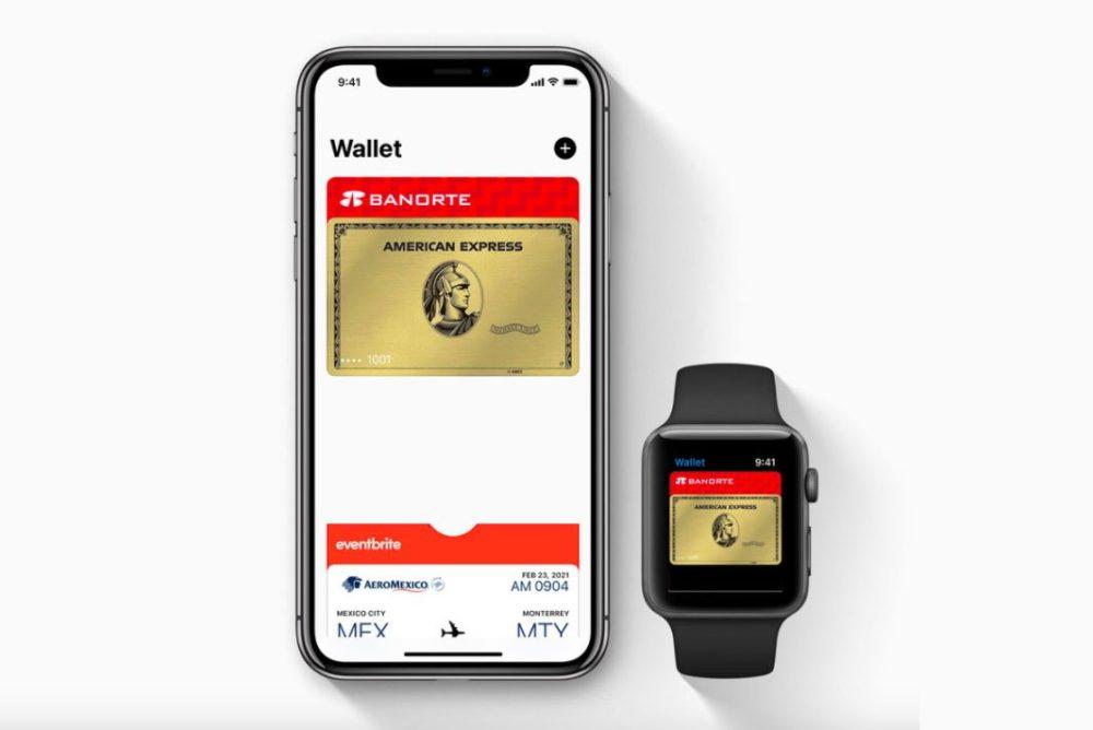 Apple Pay Mexique Apple Pay est désormais disponible au Mexique