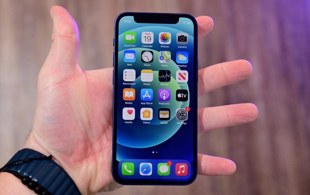Apple iPhone 12 mini Main iPhone 14 : Apple pourrait renoncer au modèle mini (de 5,4 pouces) en 2022