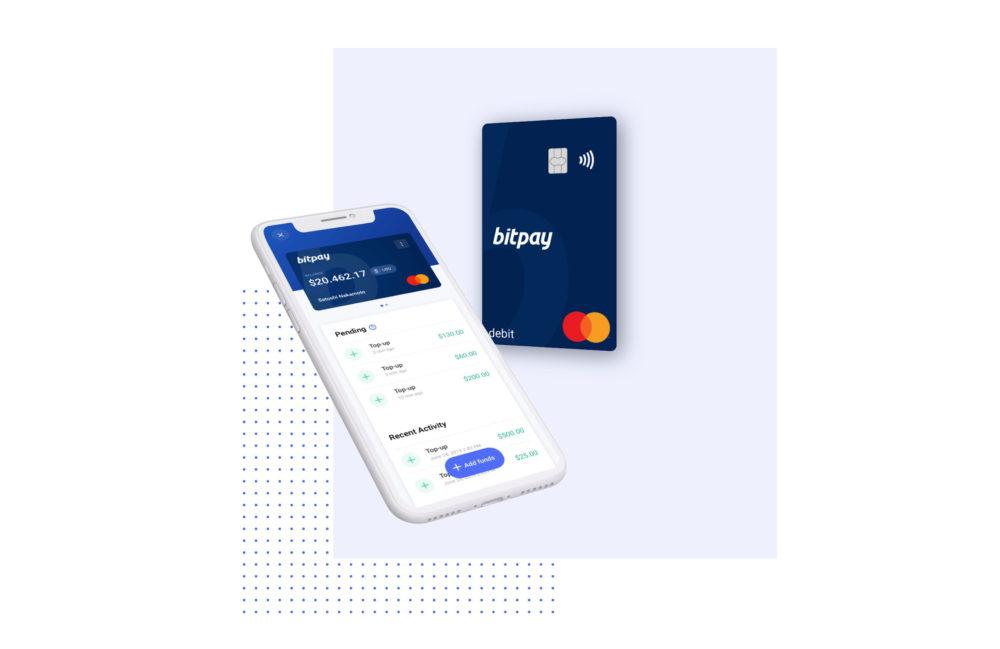BitPay Card La Mastercard de BitPay ajoute à présent le support dApple Pay