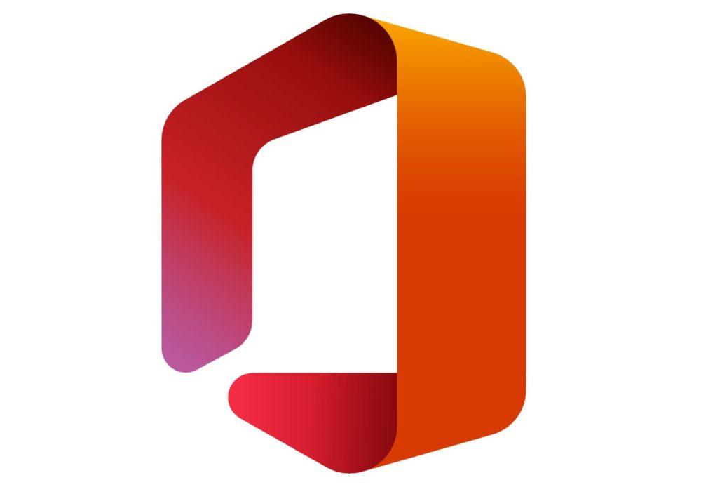 Microsoft Office Logo Microsoft Office, lappli qui combine Word, Excel et PowerPoint, est disponible sur iPad