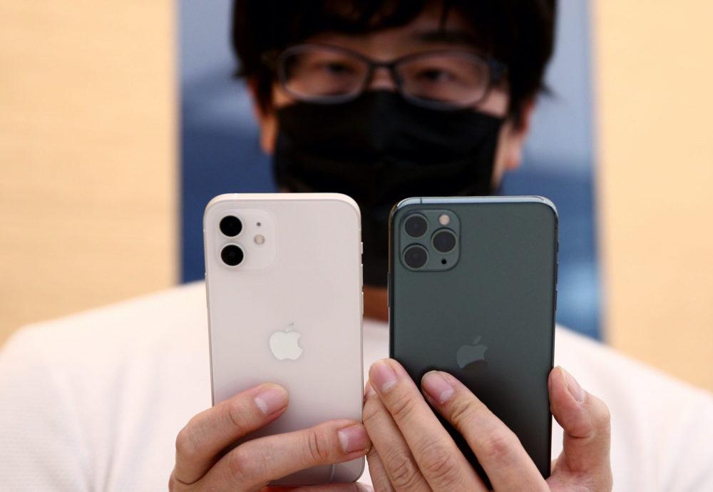 iOS 14.5 : liPhone se déverrouille si vous avez une Apple Watch quand vous portez un masque