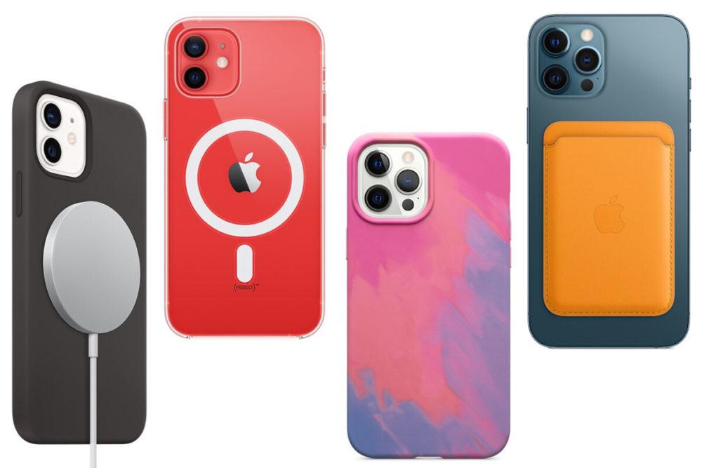 iPhone 12 MagSafe Accessiores iPhone 12 : une batterie MagSafe serait en préparation chez Apple