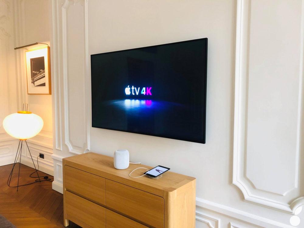 Apple HomePod Apple TV Apple déploie la version finale de tvOS 14.5 et du HomePod 14.5