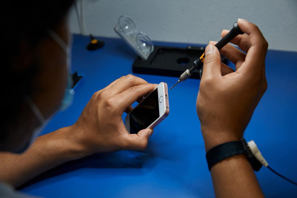 Apple Repair Program Update Apple étend son programme pour les réparateurs indépendants dans le monde
