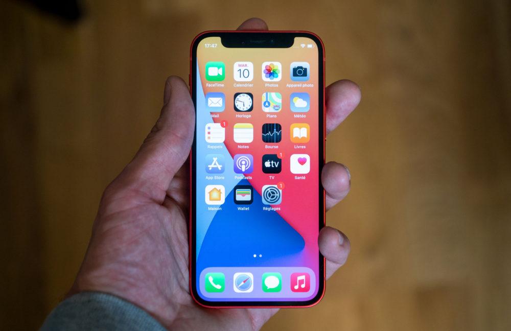 La production de liPhone 12 mini est réduite en raison dune demande trop faible