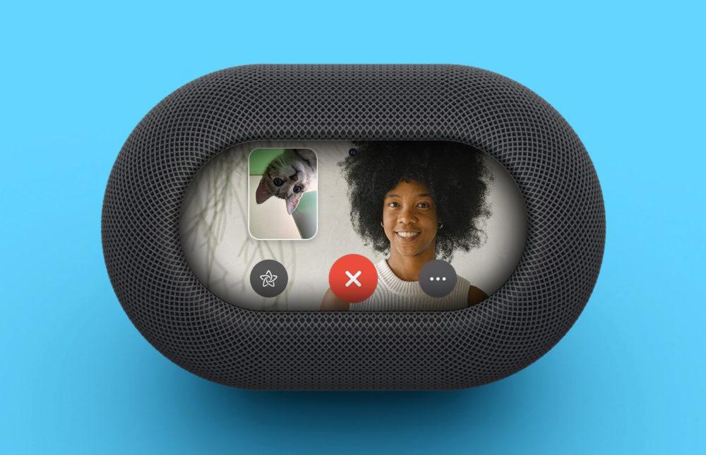 HomePod FaceTime FaceTime pourrait faire son arrivée sur lApple TV et/ou sur le HomePod